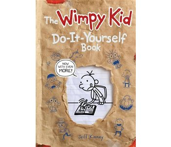 Diary of a Wimpy Kid Do It Yourself