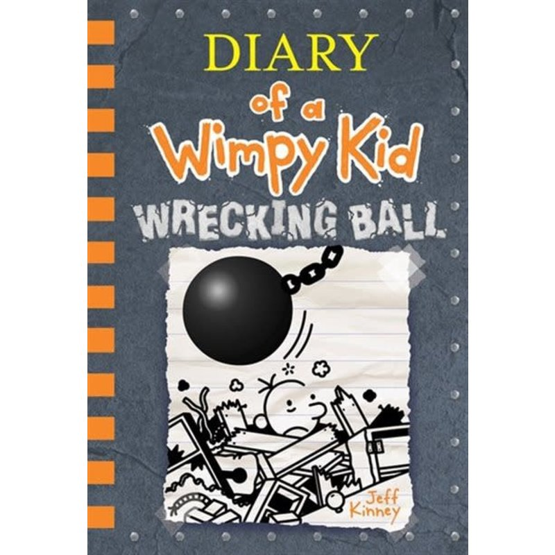 Diary of a Wimpy Kid #14 Wrecking Ball