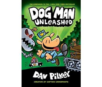 Dog Man #2 Pilkey Unleashed