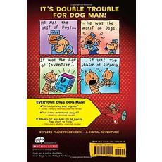 Scholastic Dog Man #3 Pilkey Tale of Two Kitties