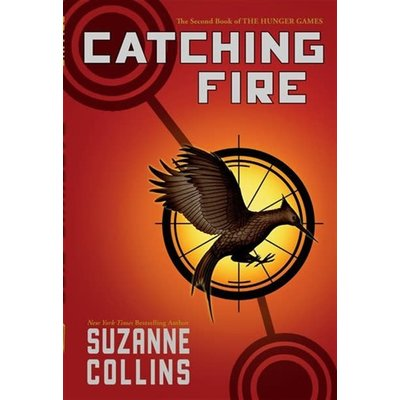 The Hunger Games #2 Catching Fire