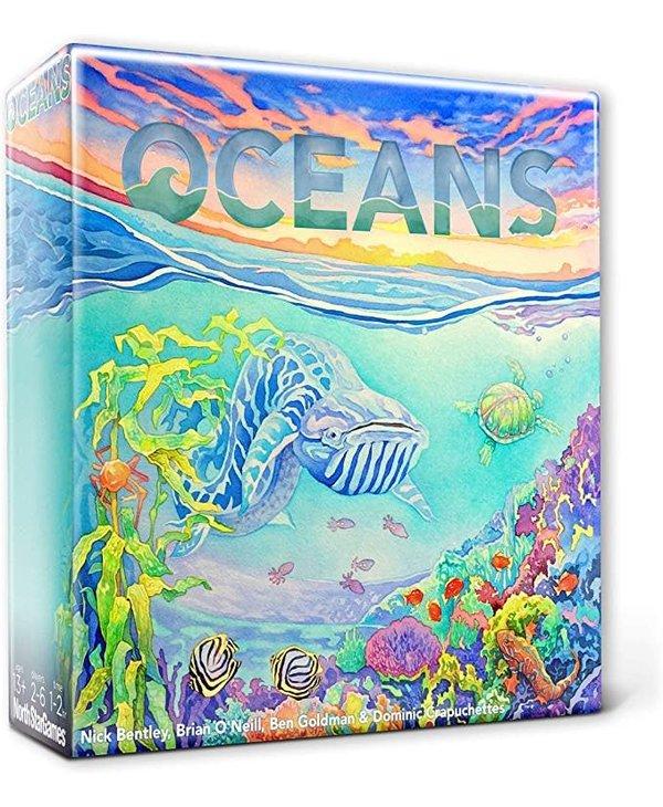 Evolution: Oceans Board Game