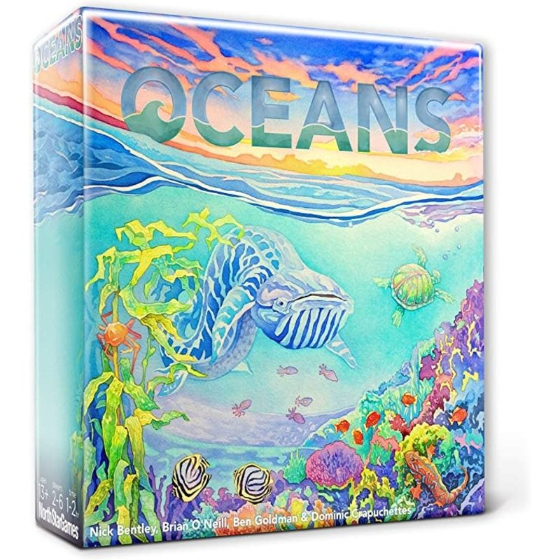North Star Games Evolution: Oceans Board Game