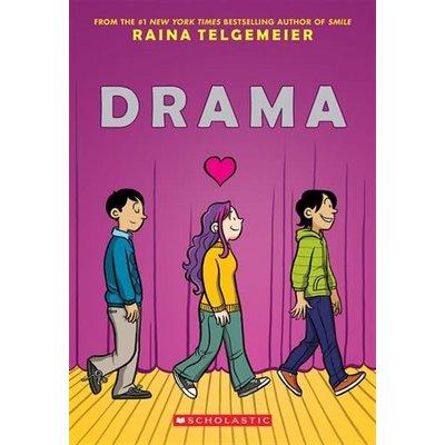 Scholastic Book Drama