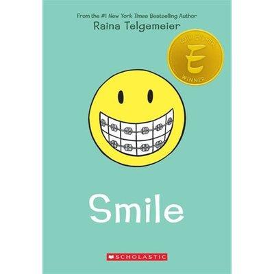 Scholastic Book Smile