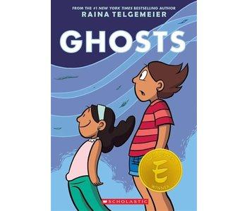 Scholastic Book Ghosts