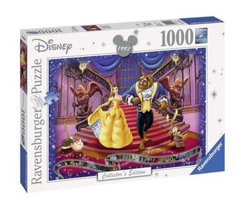 Ravensburger Puzzle 1000pc Disney Beauty and the Beast