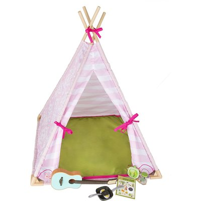 Our Generation Our Generation Doll Accessory Set: Mini Suite Teepee