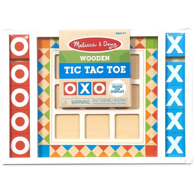 Melissa & Doug Melissa & Doug Board Game Tic-Tac-Toe