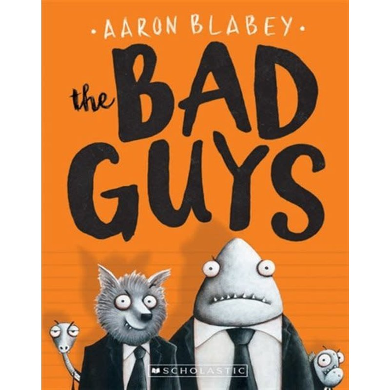 The Bad Guys Book 1
