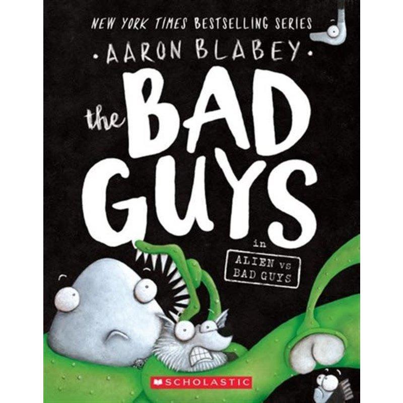 The Bad Guys #6 Alien vs Bad Guys