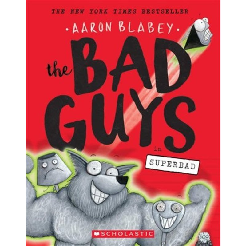 The Bad Guys #8 Superbad