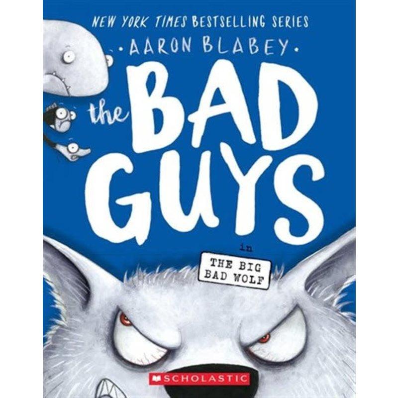 The Bad Guys #9 The Big Bad Wolf