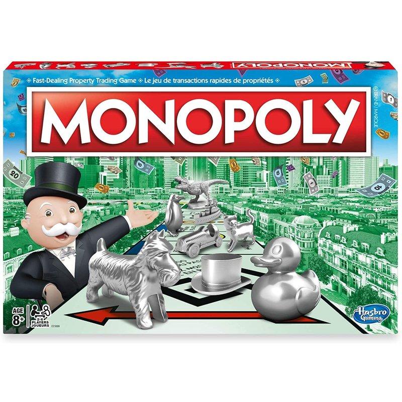 Hasbro Hasbro Game Monopoly