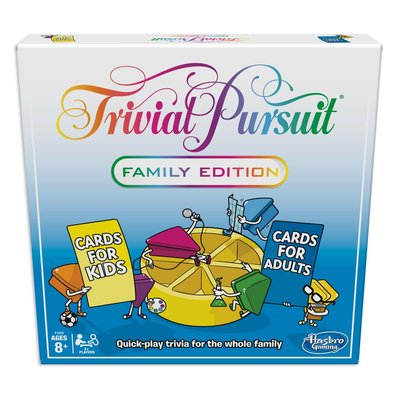 Hasbro Hasbro Game Trivial Pursuit Family Edition