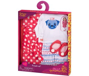 Our Generation Doll Deluxe Outfit: Snuggle Up