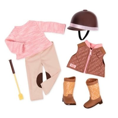 Our Generation Our Generation Doll Deluxe Outfit: Riding in Style