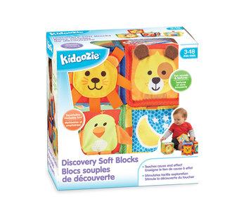 Kidoozie Discovery Soft Blocks