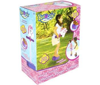 Kidoozie Pogo Jumper Unicorn