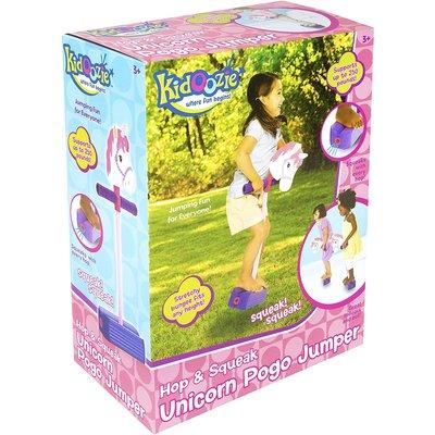 Kidoozie Kidoozie Pogo Jumper Unicorn
