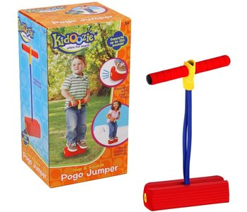 Kidoozie Pogo Jumper Hop & Squeak