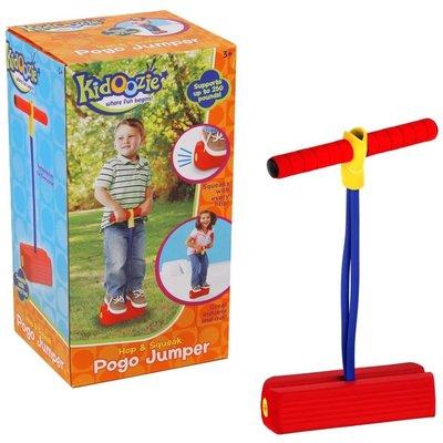 Kidoozie Kidoozie Pogo Jumper Hop & Squeak