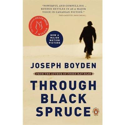 Through the Black Spruce