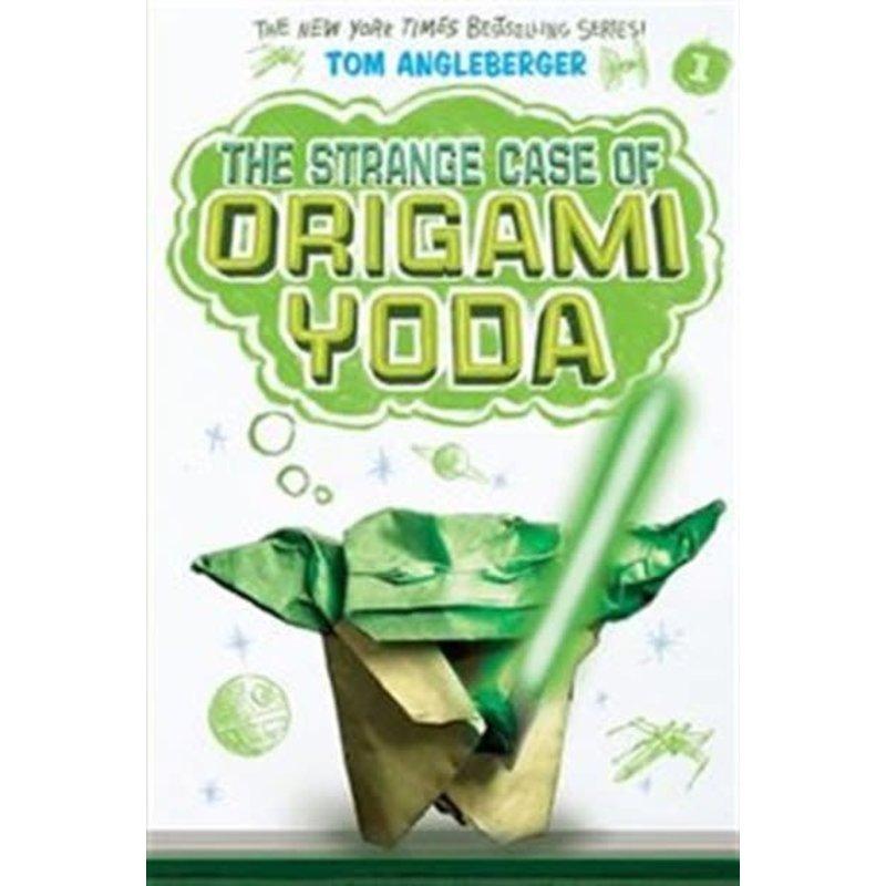 An Origami Yoda Book  #1 Strange Case of Origami Yoda