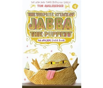 An Origami Yoda Book  #4 Suprise Attack of Jabba the Puppett
