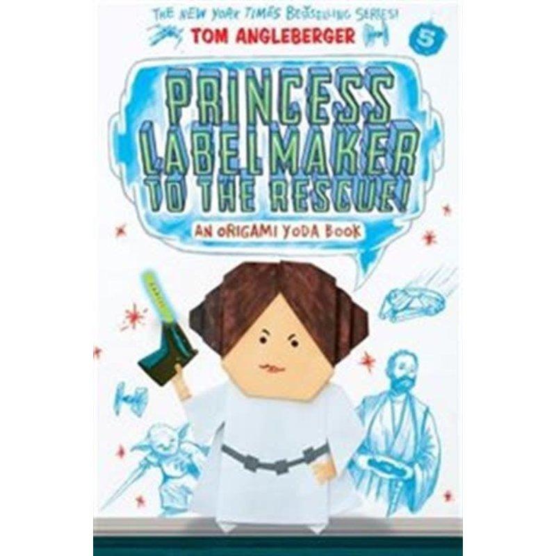 An Origami Yoda Book #5 Princess Labelmaker to the Rescue!