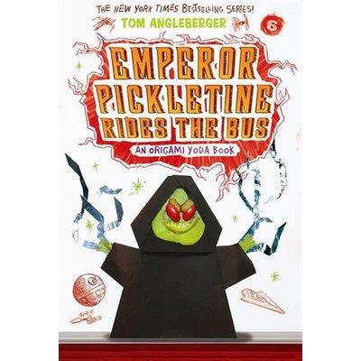 An Origami Yoda Book: Emperor Pikcletine Rides Bus