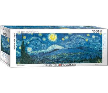 Eurographic Puzzle 1000pc Panoramic Starry Night