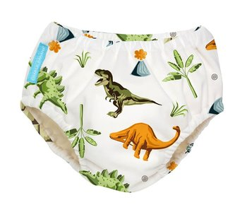 Charlie Banana Swim Diaper Dino Medium