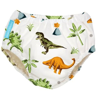 Charlie Banana Swim Diaper Dino Medium