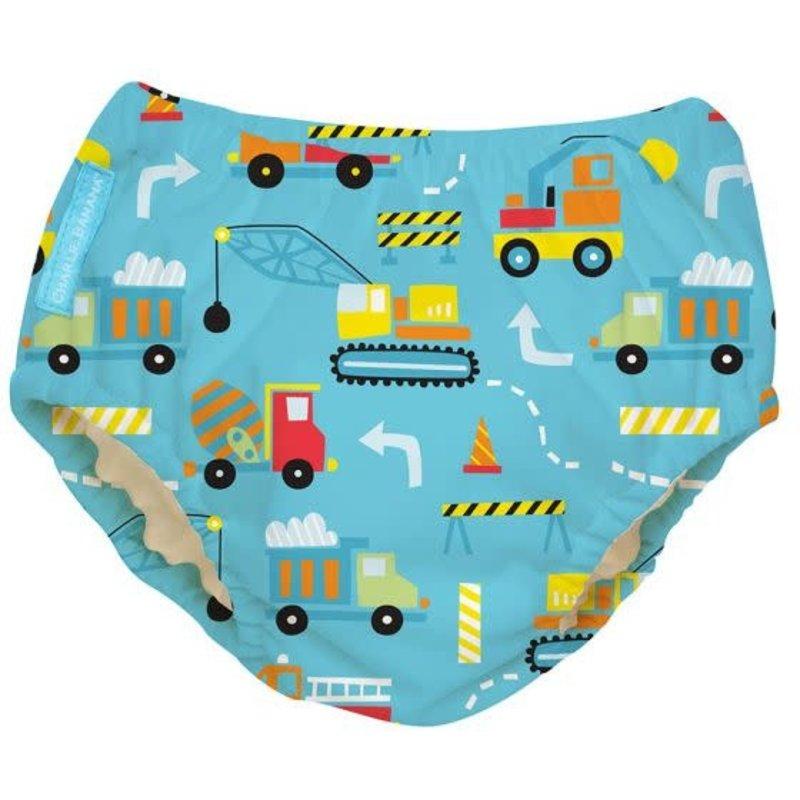 Charlie Banana Swim Diaper Construction Med