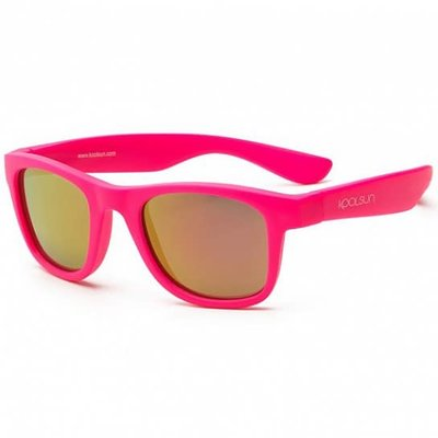 Koolsun Wave Sunglasses 3+ Neon Pink