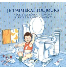 French Book:  Je T'aimerai Toujours (Love you Forever)