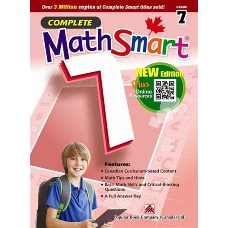 Complete Mathsmart Grade 7