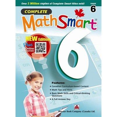 Complete Mathsmart Grade 6