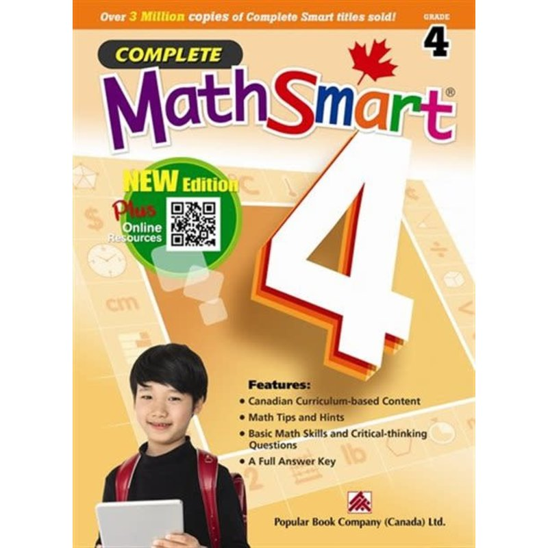 Complete Mathsmart Grade 4