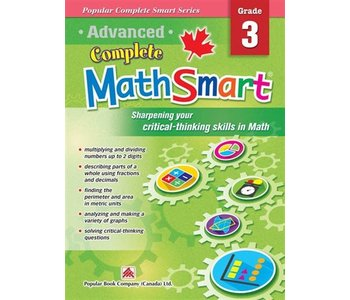 Advanced Complete Mathsmart Grade 3