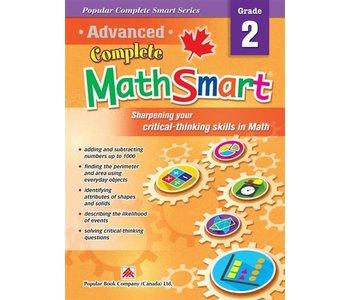 Advanced Complete Mathsmart Grade 2
