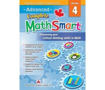 Advanced Complete Mathsmart Grade 4