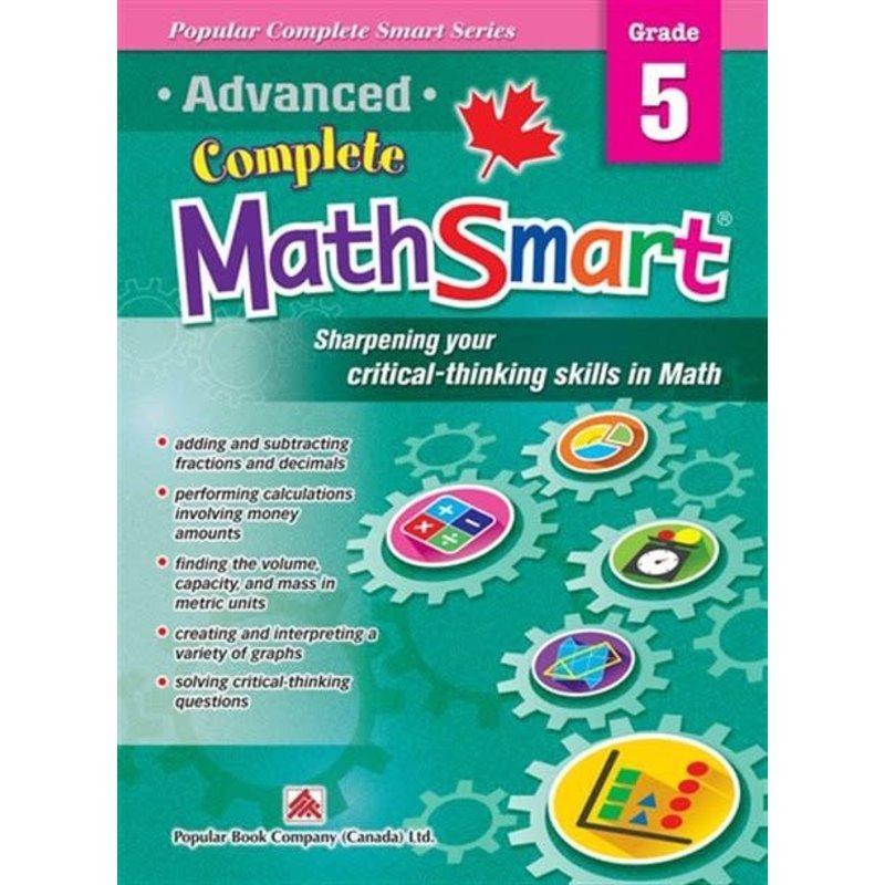 Advanced Complete Mathsmart Grade 5