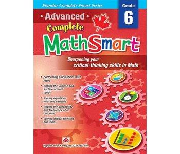 Advanced Complete Mathsmart Grade 6