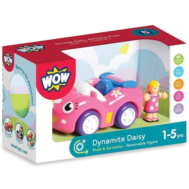 Wow Toys Wow Toys Dynamite Daisy