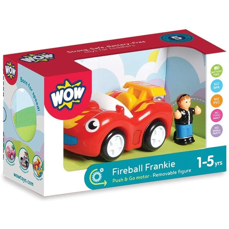 Wow Toys Wow Toys Fireball Frankie