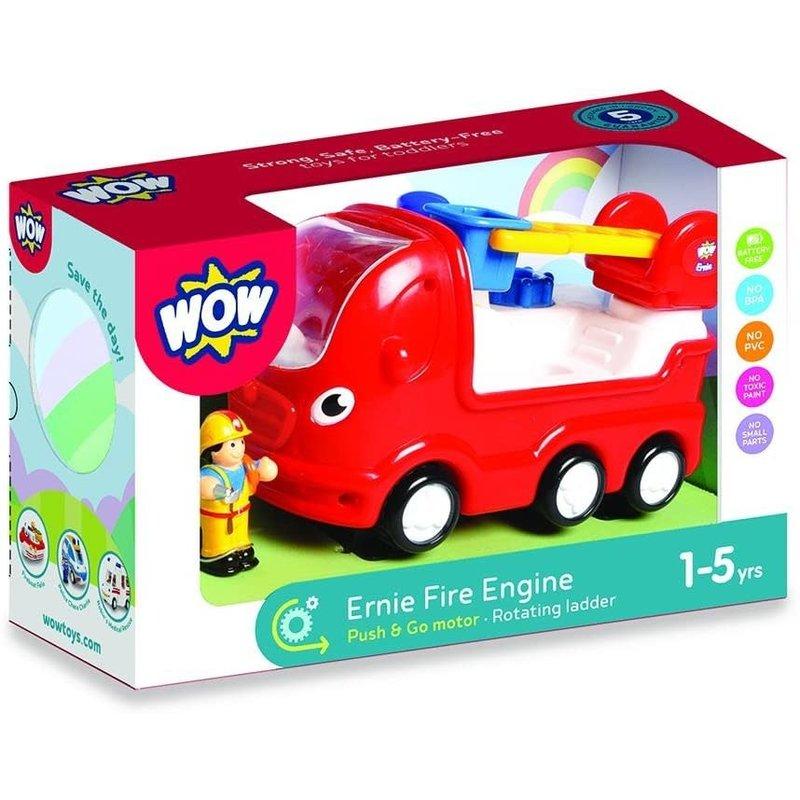 Wow Toys Wow Toys Ernie Fire Engine