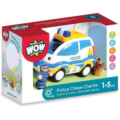 Wow Toys Wow Toys Police Chase Charlie