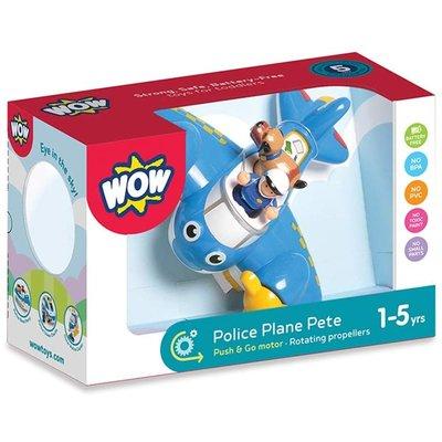 Wow Toys Wow Toys Police Plane Pete